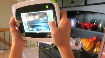 new for us friday: leapfrog LeapPad (& giveaway!)