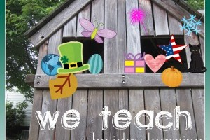 we teach: holiday learning eBook — free, fab, filled with ideas
