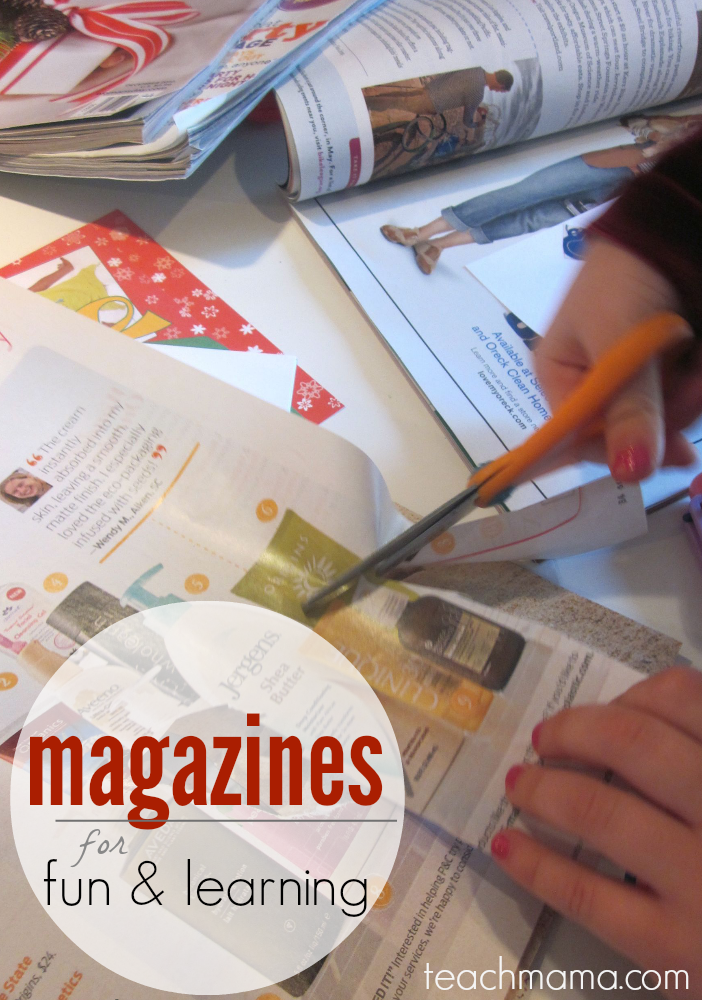 magazines for fun and learning | teachmama.com