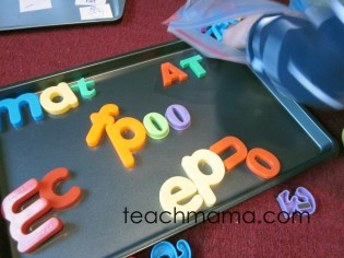 building words, family names