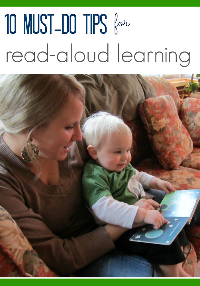 10 tips for read aloud learning