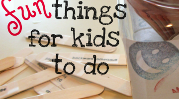 150 things for kids to do