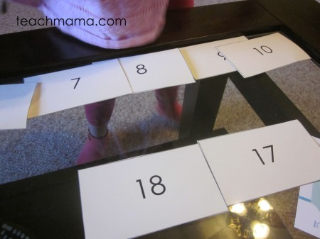 number hunt | play with numbers | teachmama.com