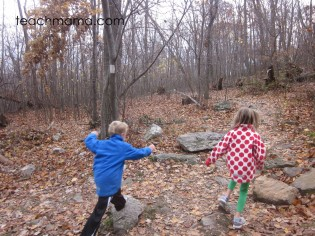 play outdoors in any weather, play outside