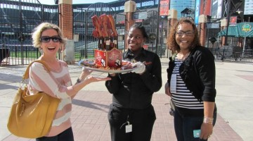 new for us friday: NEW at camden yards (& giveaway!)