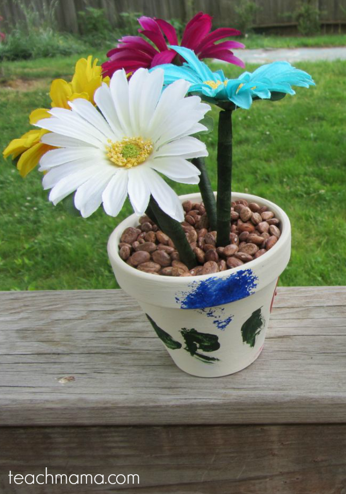 how to make super easy flower pens teacher appreciation week