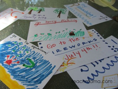 summer fun cards