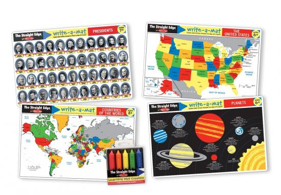 usa placemat bundle