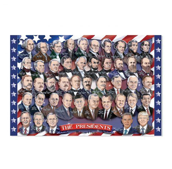 president puzzle