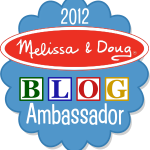 melissa and doug blog ambassador