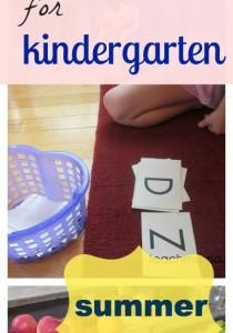 kindergarten prep | teachmama.com