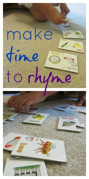 time to rhyme games for older kids
