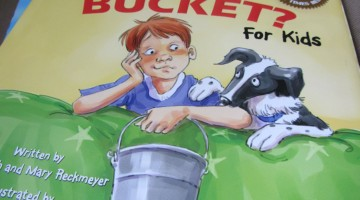 family bucket fillers: eBooks for the Barlows