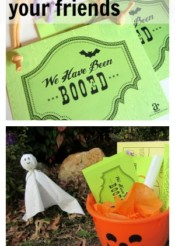 halloween giving: how to BOO! your friends (on a budget)