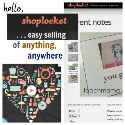 shoplocket easy selling of anything, anywhere