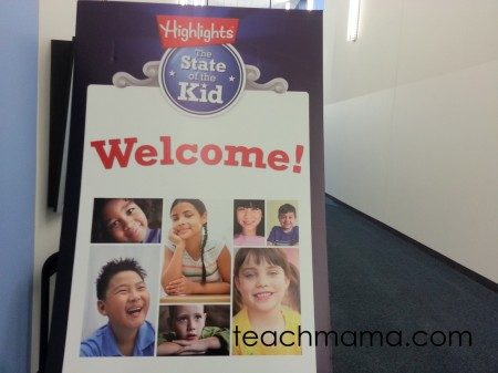 highlights state of the kid welcome