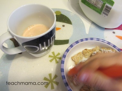 papaya shakes -
