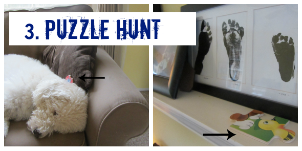 puzzle play puzzle hunt