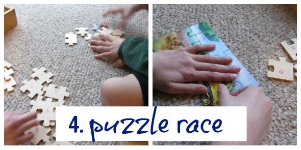 puzzle play puzzle race