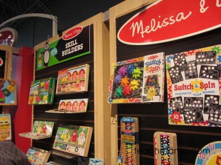 toy fair melissa & doug