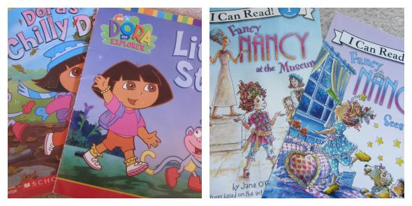 raising girls who rock the world, early books