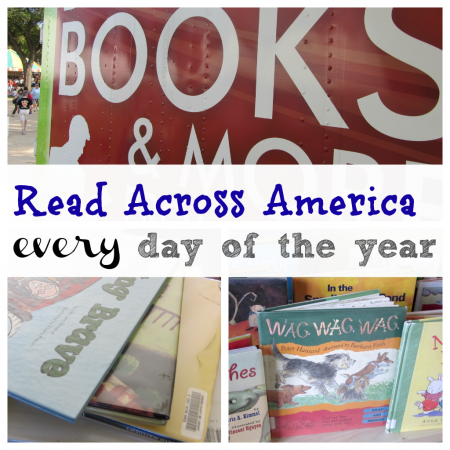 read across america day every day