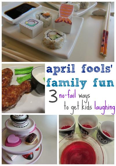 april fools family fun