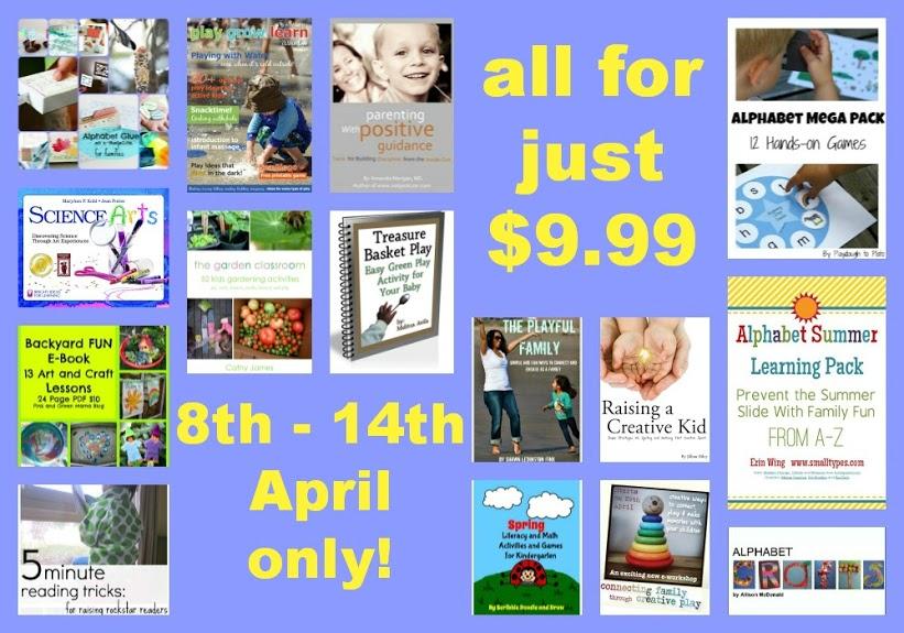 spring book bundle