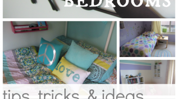 how to move from little kid to big kid bedrooms (with tips from sabrina soto & target giveaway)