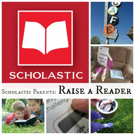 scholastic raise a reader blog