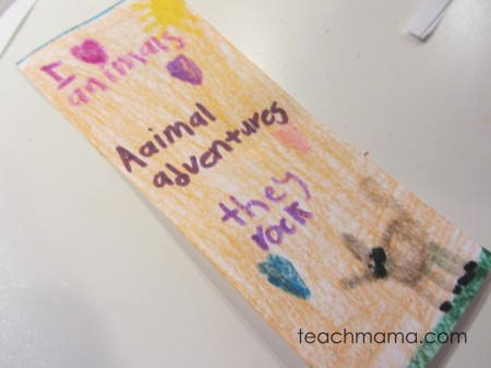 summer reading bookmark contest