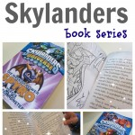 high interest reading: skylanders books