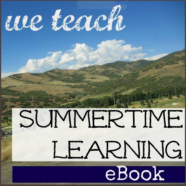 we teach summer ebook 2013
