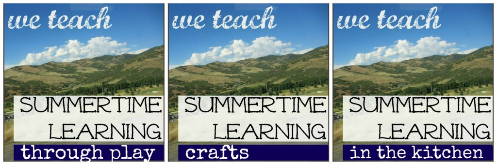 we teach summer ebook dividers