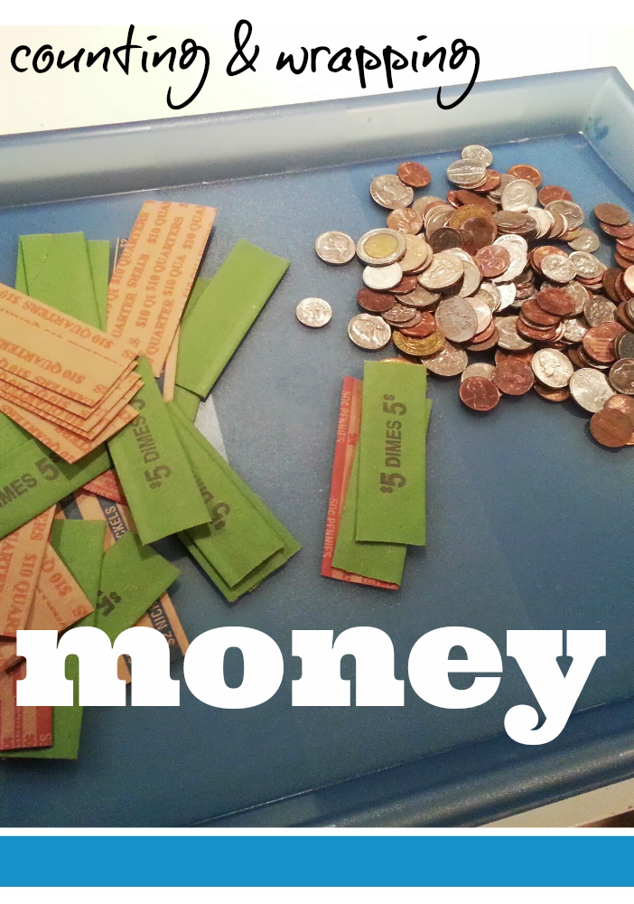 tabletop surprises day money