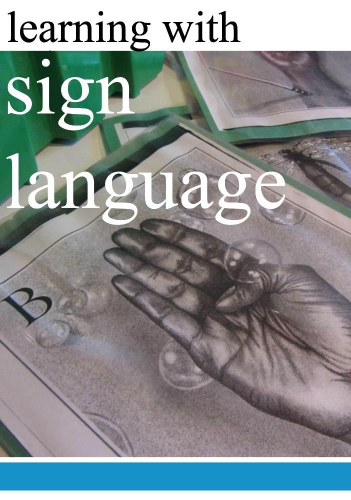 tabletop surprises sign language cover