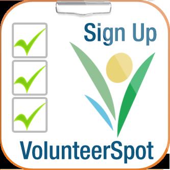 Volunteerspot logo option