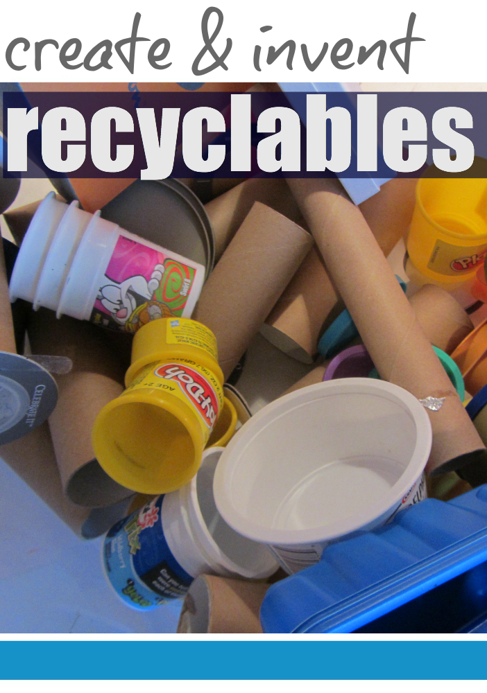 tabletop surprises recyclables