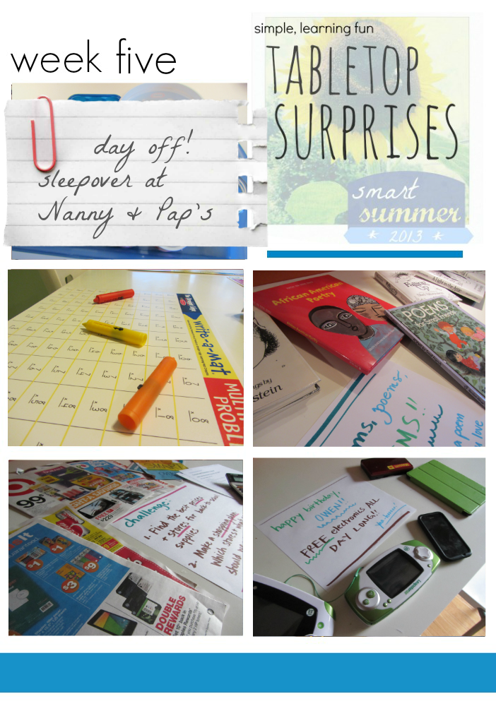 learn and play independently tabletop surprises