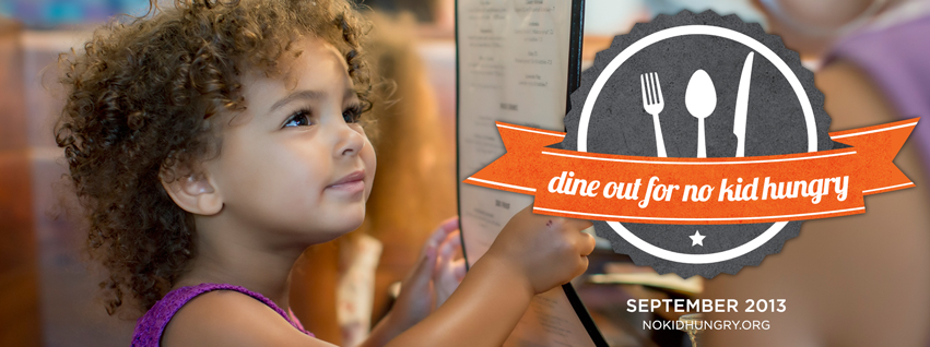 dine out go orange campaign