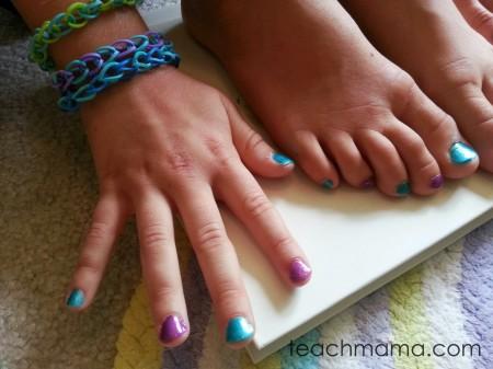 cora hands and bracelets