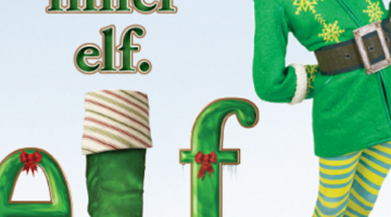 elf, the broadway musical: discount tickets and giveaway- baltimore lyric opera house