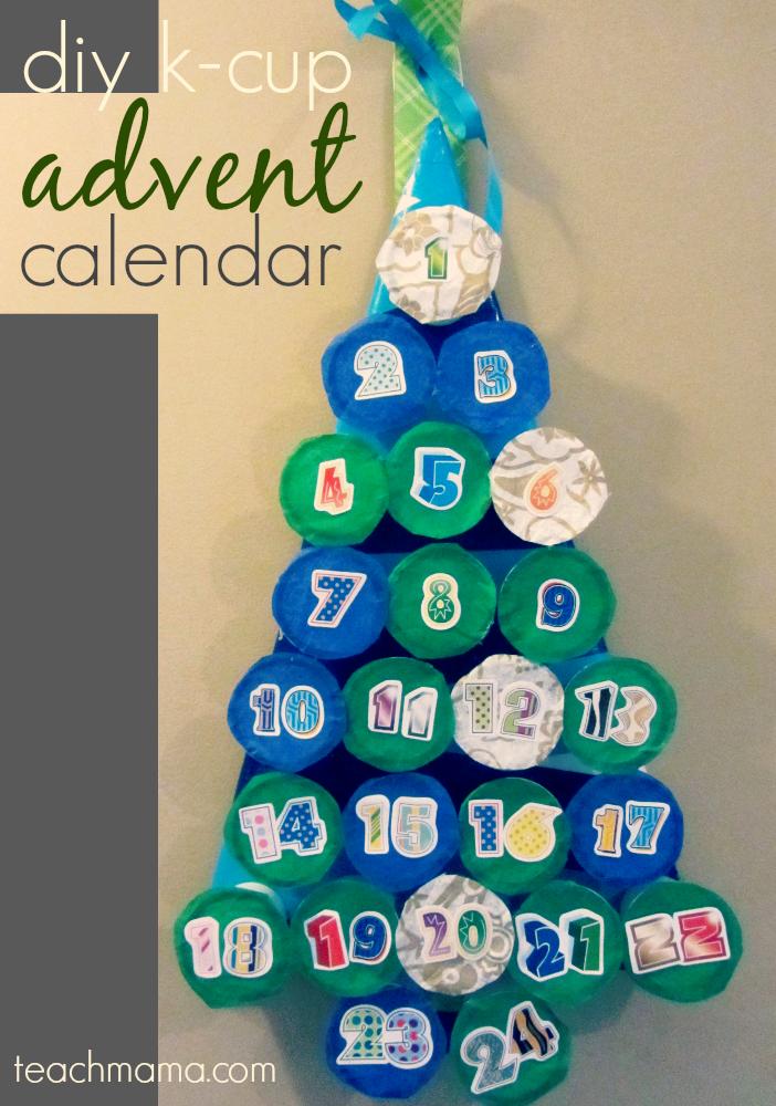 kcup advent calendar