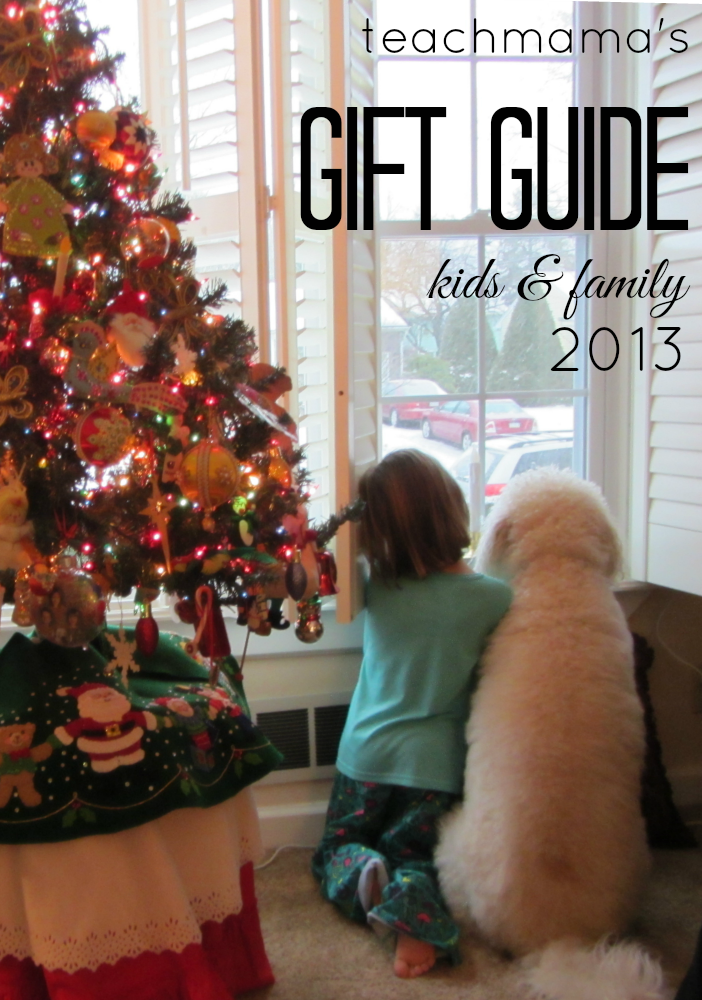 kids and family gift guide