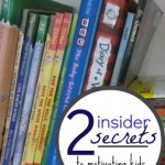 top 2 ways to motivate kids to read
