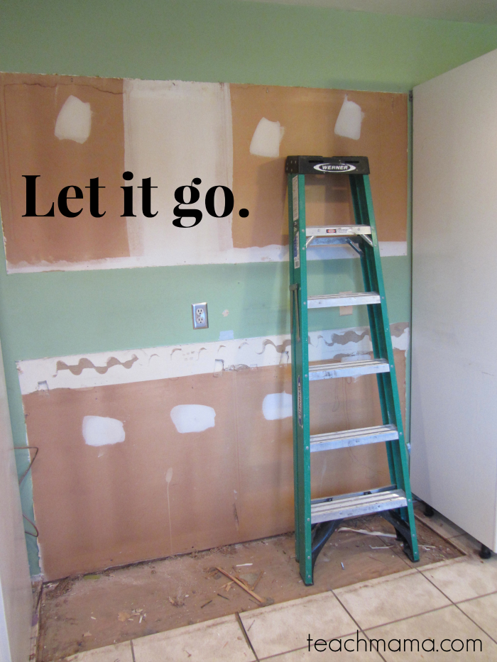 5 ways to keep family sane during home reno let it go  teachmama.com