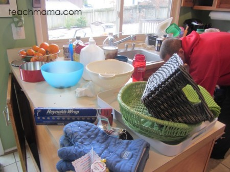 keep your family sane during a home reno   chronicle adventure   teachmama.com