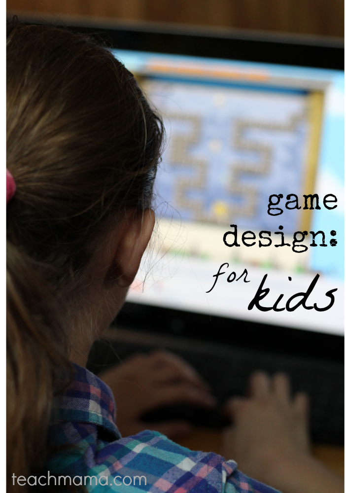 game design for kids innovation and creativity with #intelAIO teachmama.com