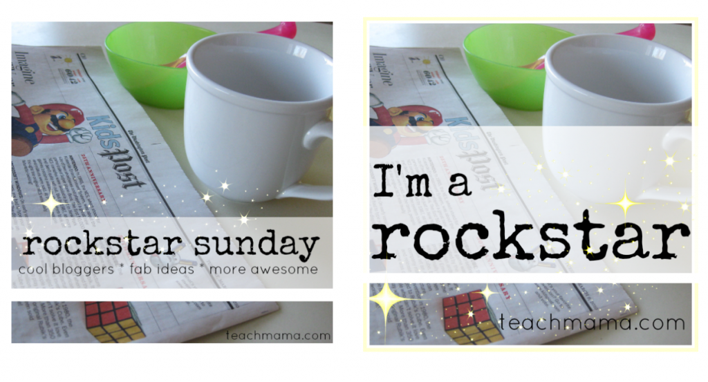 rockstar sunday promo teachmama