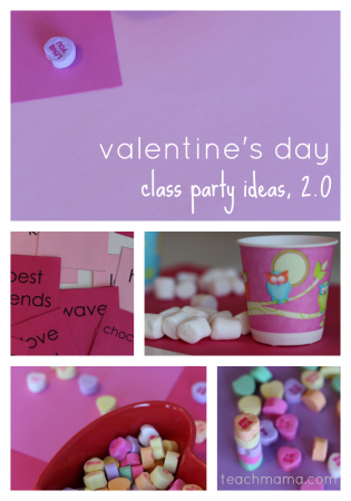 valentines day class party ideas 20 teachmamacom - Valentine Minute To Win It Games